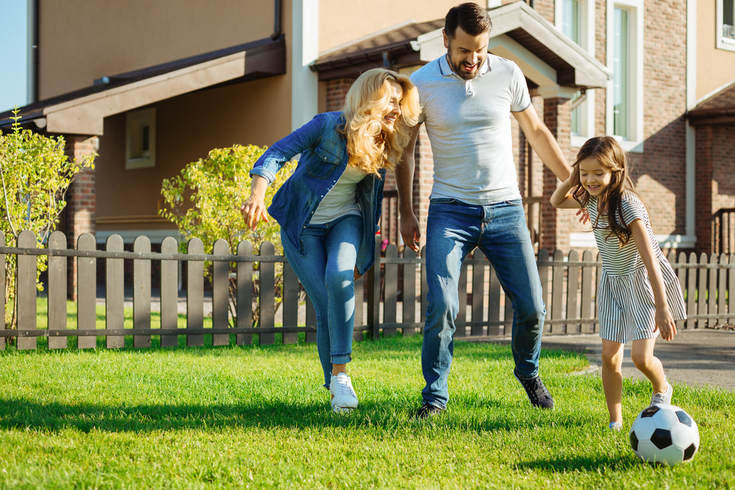 At Augusta Lawn Care and Maintenance, we want your family to enjoy your lawn.  Give us a call so we can help you do just that!